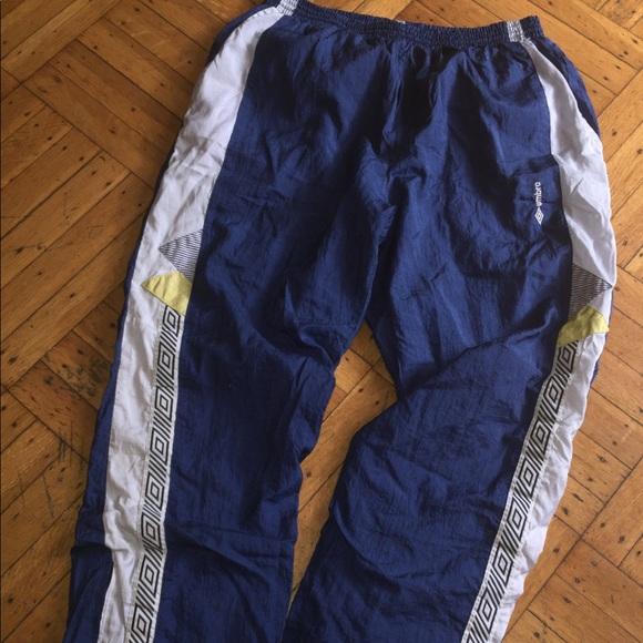 umbro track pants mens